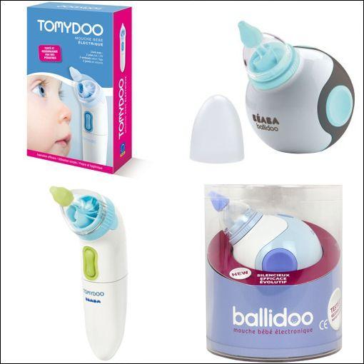 Les mouches nez électriques permettent de nettoyer le nez de son enfant  rapidement. Le contenu du nez sera collecté dans un espace spécial, qui  pourra par ... d7eff86faaf3