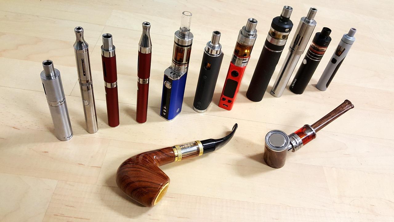 Cigarette électronique : un flacon de plusieurs millilitres ?